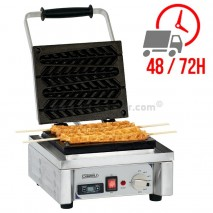 Gaufrier simple ouverture 90° Epi