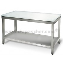 Table de boucher 1400 mm